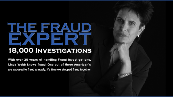 Who is this fraud expert called The Fraud dog?