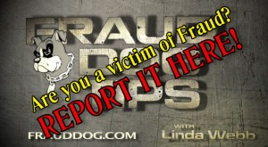 Report your fraud here!